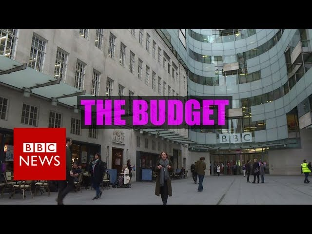 Budget 2017: What the Budget means for you - in 90 seconds - BBC News