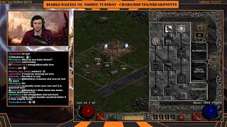 [Guide] Diablo 2 First Look - Learn about the Druid