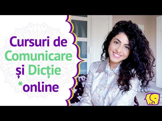 Arta conversației: Retorica, Discursul, Prelegerea - Curs Online Dicție&Comunicare