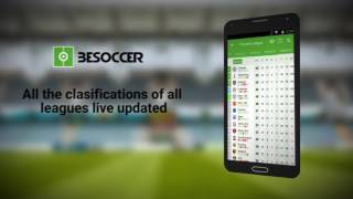 Besoccer Football Live Score APP Spot 02 screenshot 1