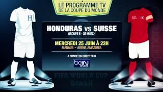 Equateur - France, Nigeria - Argentine... Le programme TV du jour !