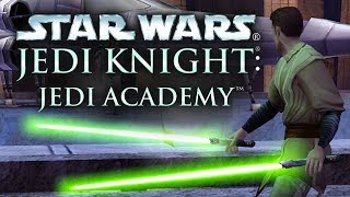 Star Wars Jedi Knight: Jedi Academy - Whistling in the Dark Side