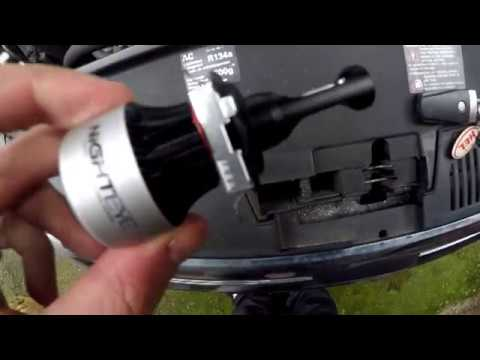 Fitting/ Installing Night Eyes LED H7 Bulbs Passat B6