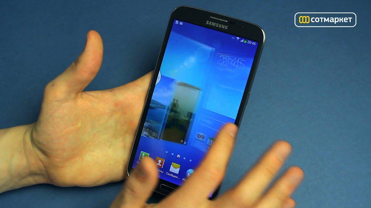 Samsung Galaxy Mega 6.3 i9200 как разобрать, ремонт замена дисплея .
