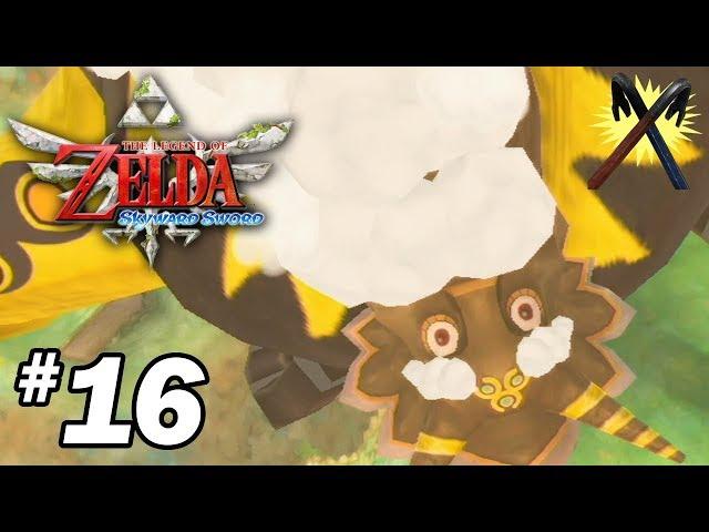 Zinga-DingDing! - Ricka's Zelda Skyward Sword Stream [Part 16]