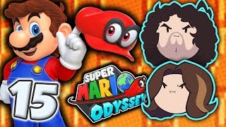 Super Mario Odyssey: Tales of Recording - PART 15 - Game Grumps