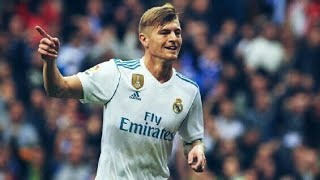 Toni Kroos 2018 ●Gods Plan ● Skills,Passes  & Goals 2018 HD