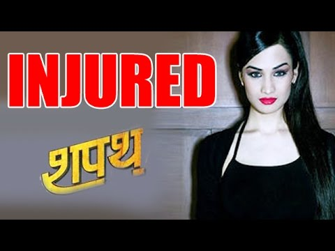 Shapath : Karishma Modi Severly INJURED during the Shoot   REVEALED 3rd September 2014 FULL EPISODE
