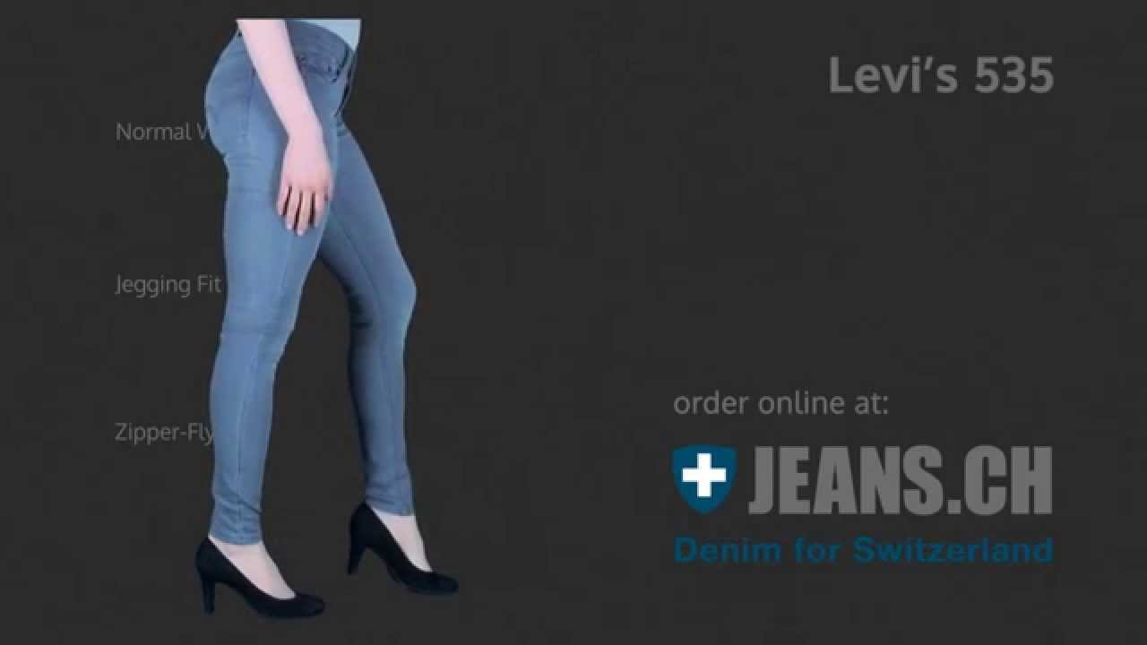 Leggings von levis