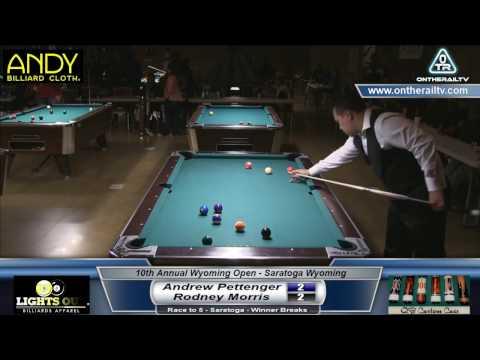 Andrew Pettenger vs Rodney Morris - 2017 Wyoming Open