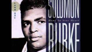 "Solomon Burke - ""Home In Your Heart"""