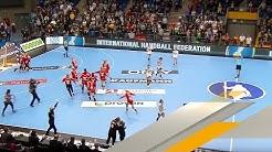 ReLIVE | Handball WM Achtelfinale - Frauen | Deutschland gegen Dänemark | SPORT1