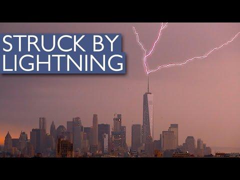 Lightning Strikes New York