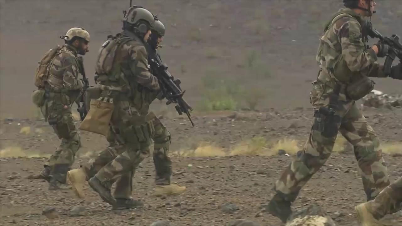[#Préparation] Entraînement du Commando Parachutiste de l