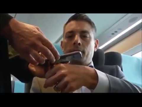Swedish Train Operator SJ Rail Are Accepting Implanted Microchips As Payment