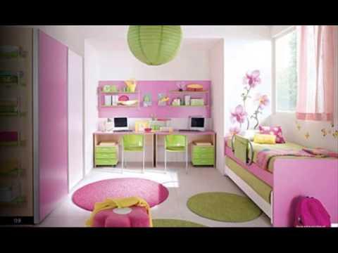 Best Design Idea : 40 Excellent Girl Kid Bedroom Decorating Ideas
