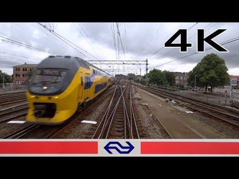 4K CABVIEW HOLLAND Amsterdam - Den Haag VIRM 2018
