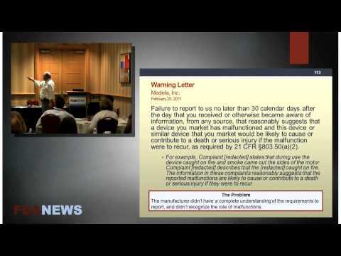 Secrets of Medical Device Complaint Management Short