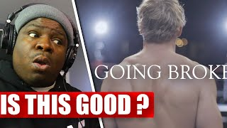 Logan Paul - GOING BROKE (Antonio Brown Diss Track) - REACTION - FIRST TIME HEARING