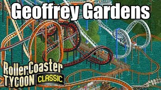 Roller Coaster Tycoon Classic - Geoffrey Gardens