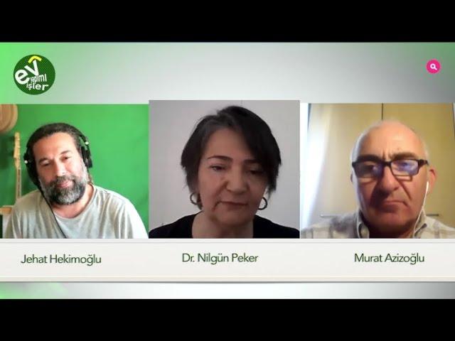 Dr. Nilgün Peker'i ağırladık.