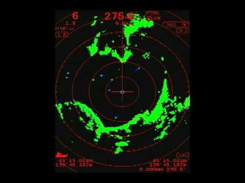 Marine Radar Scanners and Antennas