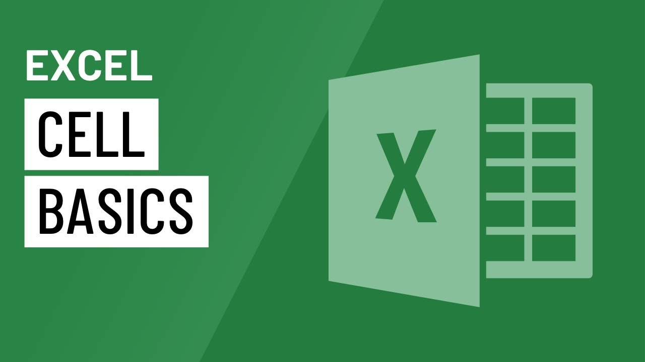 Excel: Cell Basics