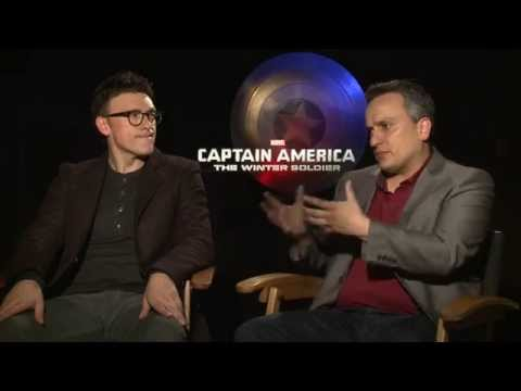 Marvel's Captain America: The Winter Soldier - Joe & Anthony Russo Interview Mp3