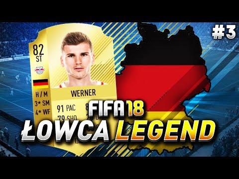 FIFA 18 - Skarby ukryte w Bundeslidze - Łowca legend #3