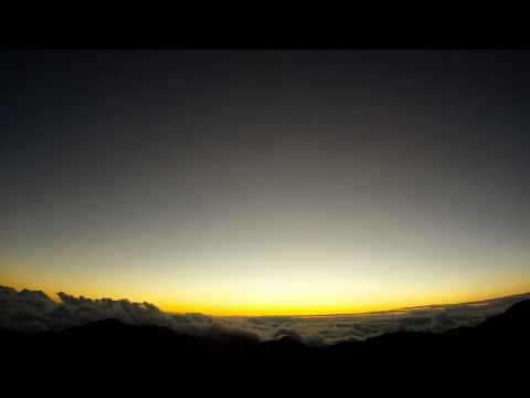 Sunrise @ Haleakala National Park (Original)