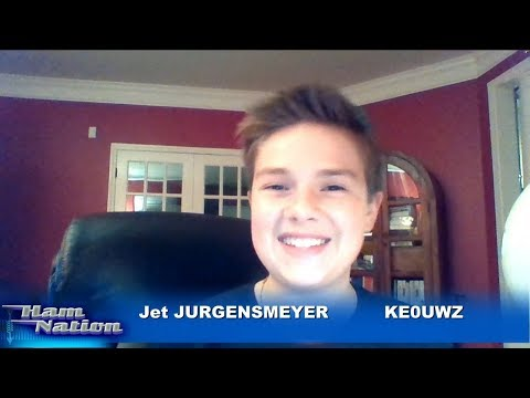 Jet From Last Man Standing & Tower Safety - Ham Nation 406 from YouTube · Duration:  50 minutes 22 seconds