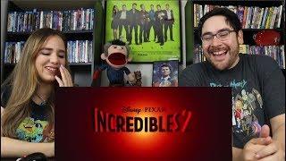 Incredibles 2 - Olympics SNEAK PEEK Reaction / Review