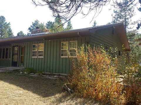 Colorado Springs Painter Staining Black Forest Front Range Exteriors Youtube