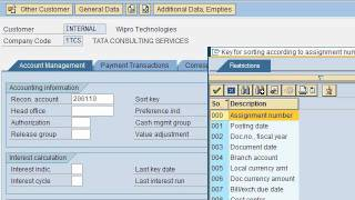 SAP FICO VIDEO TRAINING TUTORIALS 0042 BASIC SETTINGS FOR AR ECC6 - BAYISETTI