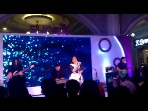 Gita Gutawa Live in 5th December 2015 Concert Jogjakarta,Indonesia.