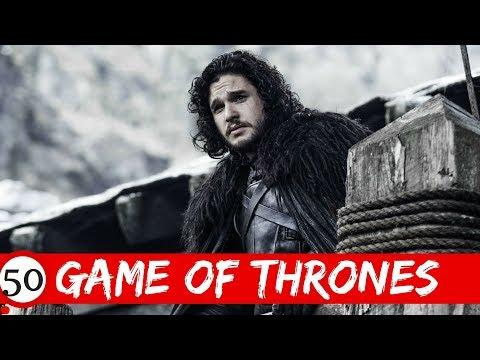 Top 100 Secrete Din Game Of Thrones/Urzeala Tronurilor