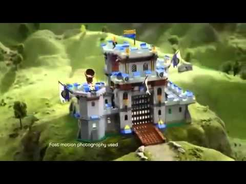 Lego Castle 2013 Commercial Youtube
