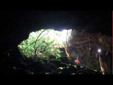 Easter Island: Secret Caves And Tunnels