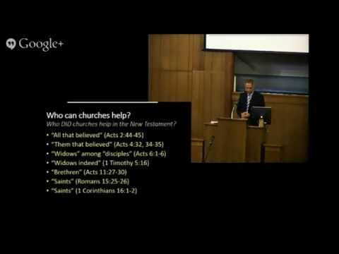 The Limits of Church Benevolence