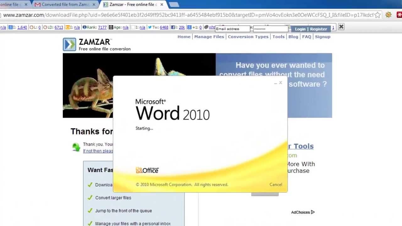 Convertir un archivo docx a doc online - Ouvrir fichier works avec open office ...
