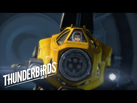 Thunderbirds Are Go | Scott Puts Brains' New Gear To The Test
