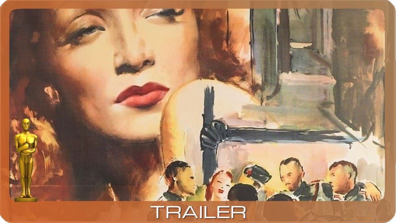A Foreign Affair ≣ 1948 ≣ Trailer