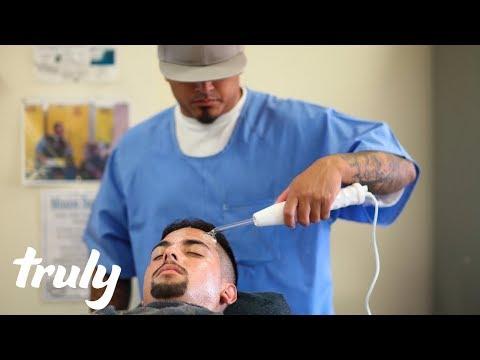 The Beauty School In A Men's Prison | TRULY