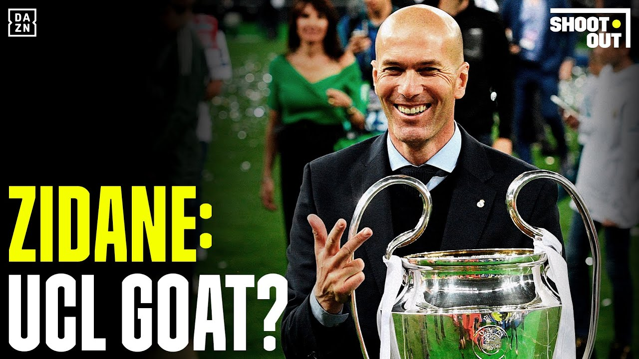 Is Zinedine Zidane the Best Manager In Champions League History?