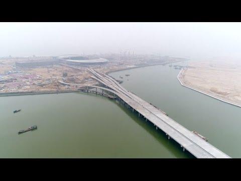 Main Tunnel of Hong Kong-Zhuhai-Macao Bridge Completes in South China