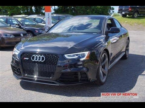 2013 Audi Rs5 4 2 Quattro Coupe Youtube