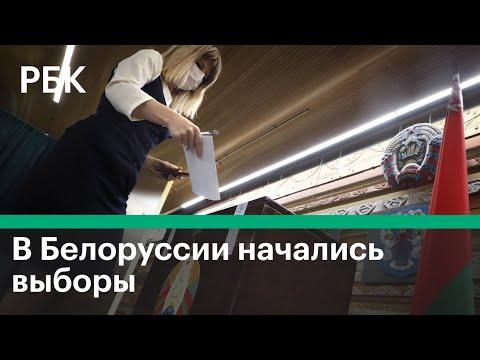 Выборы в Белоруссии: