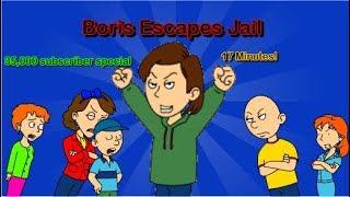 Boris Escapes Jail