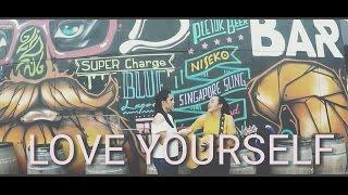 Gambar cover Love Yourself - Justin Bieber (Cover) KAYE & KYLA