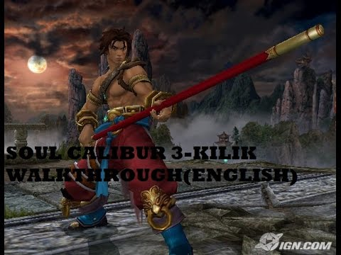Kilik Soul Calibur 3